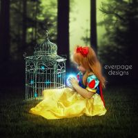 Little Snow White by Everpage