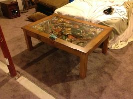 Pond table by fum316