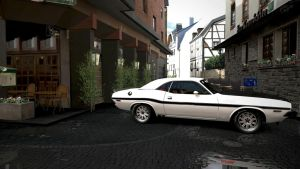 70 Dodge Challenger  GT5 by whendt