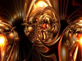 Another Classical Abstract by Ingostan
