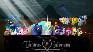Tartarus Infernum (Cover v3.2) by Sunderbraze