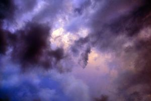 Colorful clouds 6 ~ S T O C K by AStoKo by AStoKo