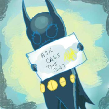 Ask the Tiny Bat by qu1