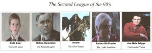 The Second League of the 90's by Mr-Illusionist-1331
