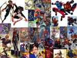 Martha Franklin and Ben Reilly by RFyle119