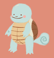 Squirtle by Bumbledom