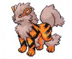 059 - Arcanine by Devi-Tiger
