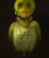 Chica by aguantegrimtales