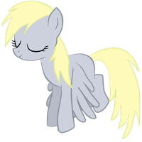 Derpy Vector by campfyre