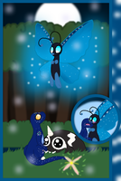 -EVENT- Once In a Blue Moon by AlphaPhantomhive