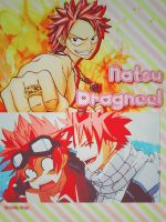 My first GIF!! Natsu Dragneel by Laxe-BloodyDays