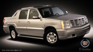 Cadillac Escalade EXT 1 by Schaefft