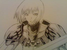 Clare - Claymore by WTD-Q8