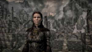Daughter of Skyrim XIV by Solace-Grace