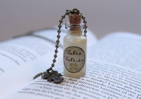 Harry Potter's Potions: Felix Felicis by Jacarandahm