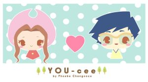 YOU-cee: Mimi x Joe by YOU-cee