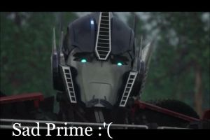 Sad Prime by MLAAT