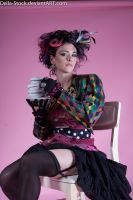 Mad Hatter Tea Party by Della-Stock