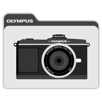 Olympus -Yosemite Folder by janosch500