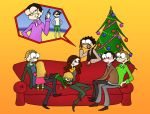 Christmas - Inception by Kasya312