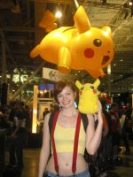 Pokemon Misty Cosplay - PAX East 2011 by LadySnip3r