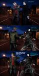 Spiderman and Blackheart - Power Problems by SovietMentality