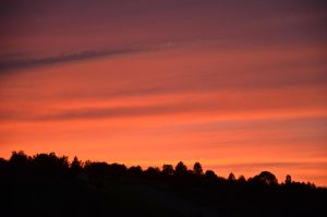 striped sky IV by mimose-stock