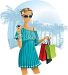 Vacation Shopping by nicoletaionescu