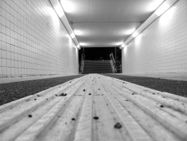 At the end of the tunnel by lightisthelimit