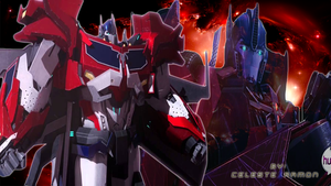 TFP: Prime by celtakerthebest