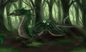 Forest Guardian by TheWiggleKing
