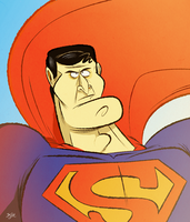 Man of Steel by Themrock