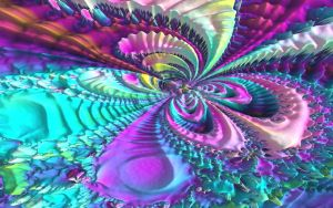 3D Fractal Wide 11 by Don64738