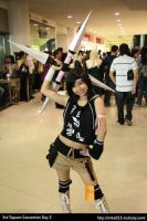 yuffie cosplay by jinx10