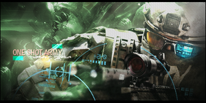 Ghost Recon: Future Soldier Signature by xDamianART