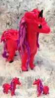 Cali - Unicorn Statue- sold by SonsationalCreations