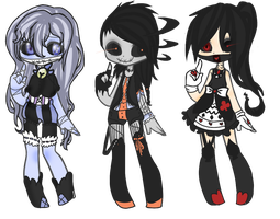 More Adopts [ CLOSED 0/3 ] by UndeadPuppeteer