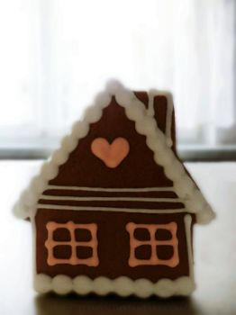 The Gingerbread House by Terwyn