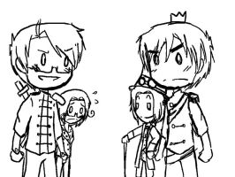 Hetalia-Fable Crossover by WeHaveYourCookies101