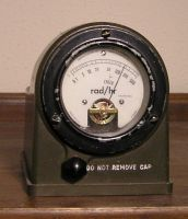 Stock: Radiation meter by k4-pacific