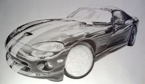 unfinished viper by industrialrevelation