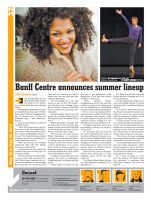 Banff Centre Summer Lineup by drewhoshkiw