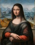Mona Lisa Restored by 4ever333