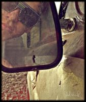 a reflection back in time by ad-shor