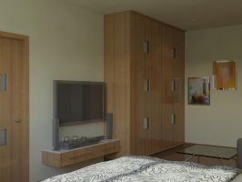 Bed Room_002 by psd0503