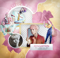 +Jonghyun | Pack Png. by Heart-Attack-Png