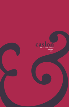 caslon by tall-tale