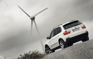 BMW X5 - windmill by dejz0r