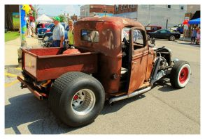 Rusty Chevy Rat Rod by TheMan268