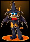 The Sonic Adventure Witch by S-Dash